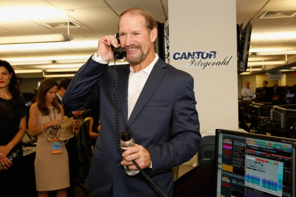 Cantor Fitzgerald Charity Day 2013
